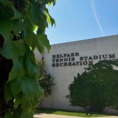 Photo taken at Helfaer Recreation Center by Mykl N. on 9/13/2012