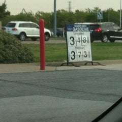 Photo taken at Sam's Club Gas by Larry B. on 8/28/2012