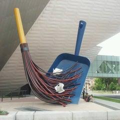 Photo taken at Denver Art Museum by sara g. on 6/27/2012