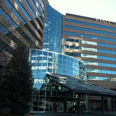Photo taken at Hyatt Regency Denver Tech Center by Hanibal C. on 3/9/2012
