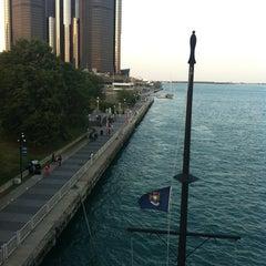 Photo taken at Detroit Princess by Karl W. on 6/20/2012