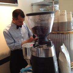 Photo taken at Zibetto Espresso Bar by Joseph B. on 4/30/2012
