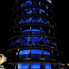 Photo taken at Menara Condong (Leaning Tower) by Lynn M. on 8/21/2012
