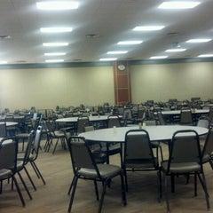 Photo taken at Harding University Cafeteria by Corbett H. on 8/20/2012