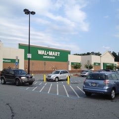 Photo taken at Walmart Supercenter by Matthew B. on 6/15/2012