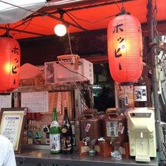 Photo taken at 牛にこみ 正ちゃん by masa_xxx (. on 4/30/2012