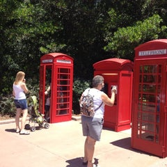 Photo taken at United Kingdom Pavilion by Ray O. on 5/20/2012