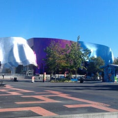 Photo taken at Seattle Center by Andrew C. on 10/3/2012