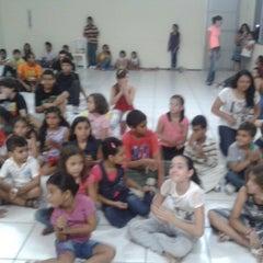 Photo taken at ICEM - Igreja Cristã Evangélica de Messejana by Samuel J. on 5/26/2013