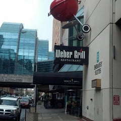 Photo taken at Weber Grill Restaurant by Royal C. on 6/28/2013