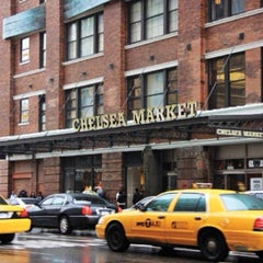 Photo taken at Chelsea Market by !MIlton S. 7.1 on 7/26/2013
