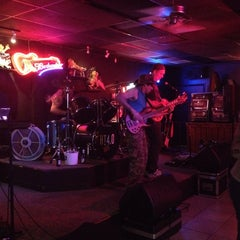 Photo taken at The Corkroom Lounge by Matt W. on 1/11/2014
