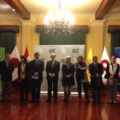 Photo taken at Municipalidad de Miraflores by Luis P. on 10/10/2012