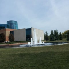 Photo taken at Southfield Public Library by Nicole M. on 9/24/2012