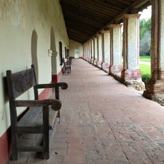 Photo taken at La Purisima Mission State Historic Park by Elissa B. on 2/19/2013