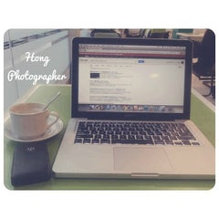 Photo taken at Cafe Columbia Asia by L M. on 7/19/2013