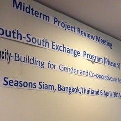 Photo taken at All Seasons Bangkok Siam Hotel by Helpful L. on 4/6/2013