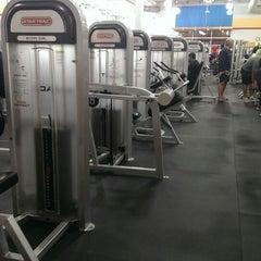 Photo taken at LA Fitness by Stephen on 7/16/2013