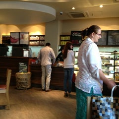 Photo taken at Starbucks by Vit G. on 6/14/2013