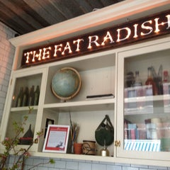 Photo taken at The Fat Radish by Angela S. on 5/11/2013