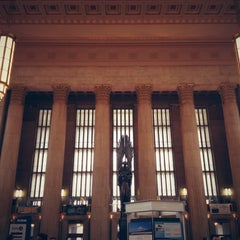 Photo taken at 30th Street Station by Carlos H. on 3/8/2013