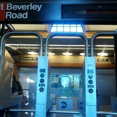 Photo taken at MTA Subway - Beverley Rd (Q) by Orie M. on 11/21/2012