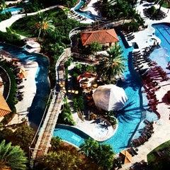 Photo taken at L'Auberge Casino Resort Lake Charles by Wade C. on 10/8/2013
