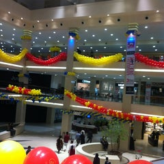 Photo taken at Dolmen Mall Clifton by M K. on 1/11/2013