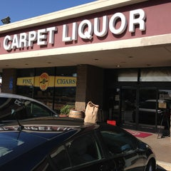 Photo taken at Red Carpet Wine & Spirits by L E. on 6/16/2013