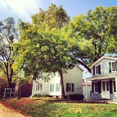 Photo taken at Historic Richmond Town by Ryan B. on 10/5/2013