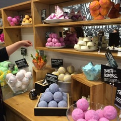 Photo taken at Lush Cosmetics by Rob J. on 4/5/2014