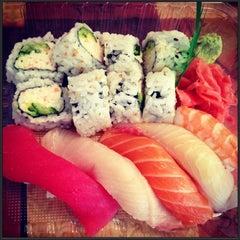 Photo taken at Todo Sushi by Lanie👄 on 1/9/2013
