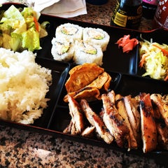 Photo taken at I Love Teriyaki by Jorge G. on 3/9/2015