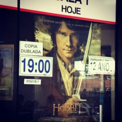 Photo taken at Cinemart by Robson L. on 12/17/2012