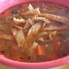 Photo taken at Mijita Cocina Mexicana by Chris G. on 12/23/2012