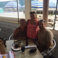 Photo taken at Joe's Fish Co. by Mary D. on 7/26/2014