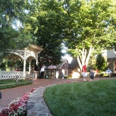Photo taken at Peddler's Village by Jerry R. on 9/15/2012