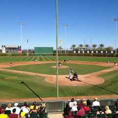 Photo taken at Packard Baseball Stadium by James F. on 2/16/2013