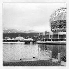 Photo taken at Science World at TELUS World of Science by Melissa B. on 12/21/2012