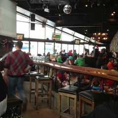 Photo taken at (GLC) Garibaldi Lift Co. Bar & Grill by James R. on 12/25/2012