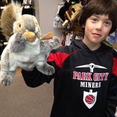 Photo taken at Jackson Visitor Center by Jared K. on 1/18/2014