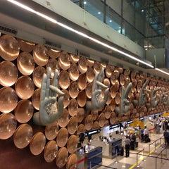 Photo taken at Terminal 3 by Nakul K. on 6/1/2013