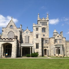 Photo taken at Lyndhurst by Becky on 6/9/2013