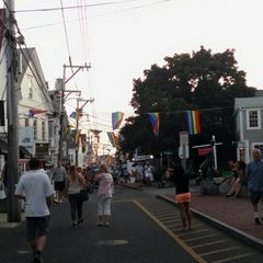Photo taken at Commercial Street (East End) by Tim F. on 8/8/2014