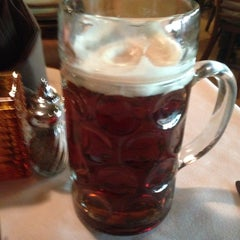 Photo taken at Old German Schnitzel Haus by Larry R. on 3/26/2014