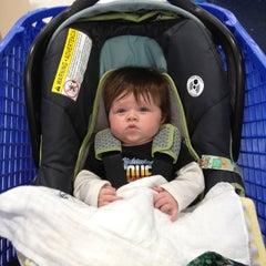 """Photo taken at Babies""""R""""Us by Tess K. on 11/8/2012"""
