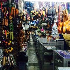 Photo taken at Pasar Kraftangan (Handicraft Market) by F. S. on 8/21/2015