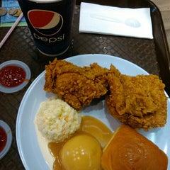 Photo taken at KFC by Wan Hazammy W. on 9/1/2015