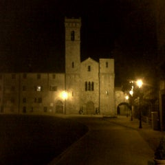 Photo taken at abbazia san salvatore by Francesco G. on 11/6/2012