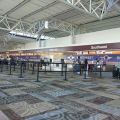 Photo taken at Nashville International Airport (BNA) by John M. on 6/21/2013